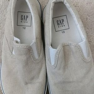 Gap Kids slip on sneakers